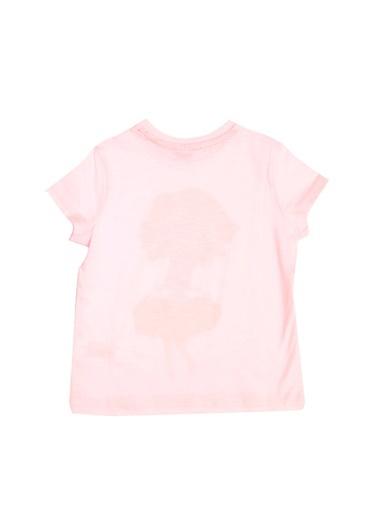 Tişört-Pink&Orange